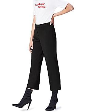 FIND Pantalone Dritto alla Caviglia Donna