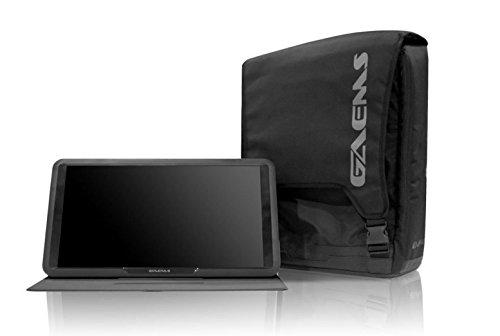 Preisvergleich Produktbild GAEMS M155 Performance Gaming Monitor + Backpack Bundle für PS4,  XBOX ONE (Konsole nicht im Lieferumfang inbegriffen)