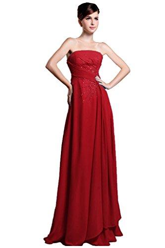 JAEDEN - Robe - Femme Rouge