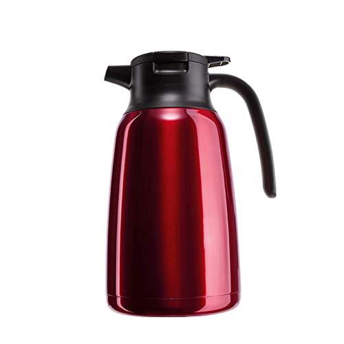 YINUO Cups Große Kapazität Haushalt 304 Edelstahl Isolierung Topf 1,5 Liter Warmwasserflasche Tee Flasche Wärmflasche Teekanne Continental Wasserkocher Kleine Thermosgefäße Thermosflaschen Flachmänner
