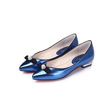 pwne Donna Mocassini &Amp; Slip-Ons Primavera Autunno Scarpe Club Gladiator Formale Comfort Scarpe Ballerina Novità Fiore Ragazza Scarpe Solesleather Luce US7.5 / EU38 / UK5.5 / CN38