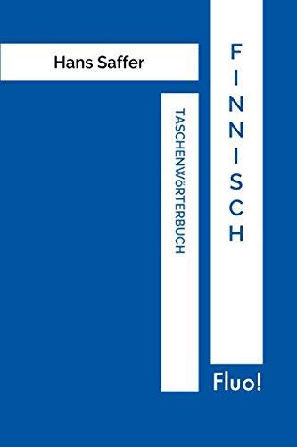 Taschenwörterbuch Finnisch