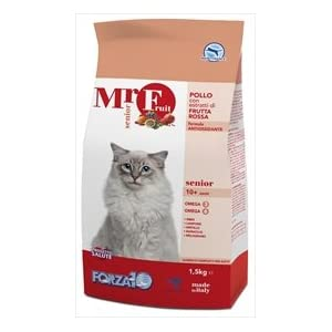 F10 Mr Fruit Gatto Senior Gr 400 Rosso