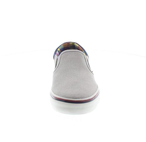 Wrangler WM171011 Slip-on Chaussures Homme grigio - LT 54 GRY