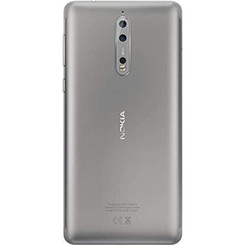 Nokia 8 Smartphone da 64 GB di Memoria, 5,3