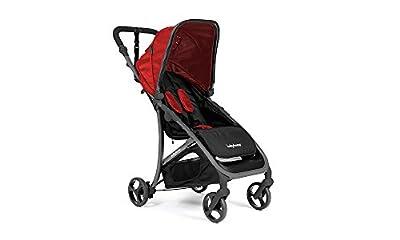 Babyhome Vida - Silla de paseo, color rojo