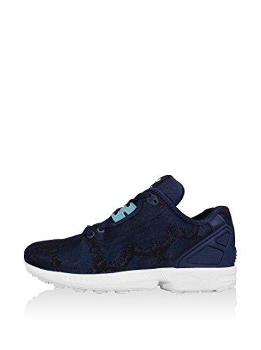 adidas Damen Zx Flux Decon W Sneaker Marine/Schwarz