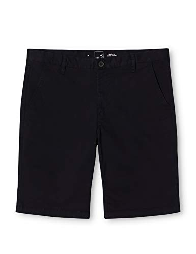MERAKI Herren Slim Fit Shorts, Blau (Navy), 58 (Herstellergröße: 3XL)