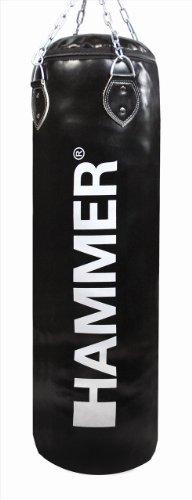 HAMMER Boxsack Premium Kick, schwarz, 30x120 cm, 92312