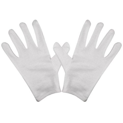 Avon Planet Spa African Shea Feuchtigkeitsspendende Handschuhe, Weiß -