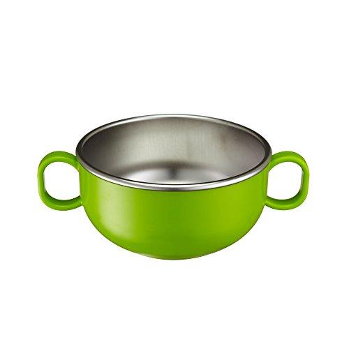 innobaby-ds-bowl03-din-din-smart-edelstahl-starter-schussel-grun