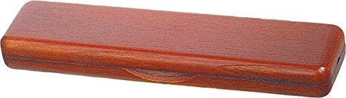 Gewa 751049 Rohretui Oboe 20 Rohre, rot/braun lackiert -