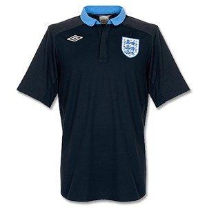 umbro ENGLAND Trikot Away 2011/2012, Größe:S (36)