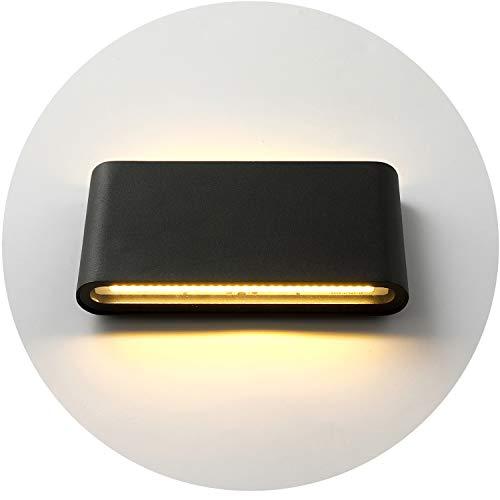 Topmo-plus 12w lámpara pared LED impermeable IP65