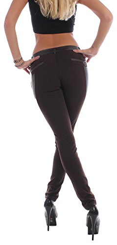 Style-Station -  Jeans  - Jeggings - Donna Marrone
