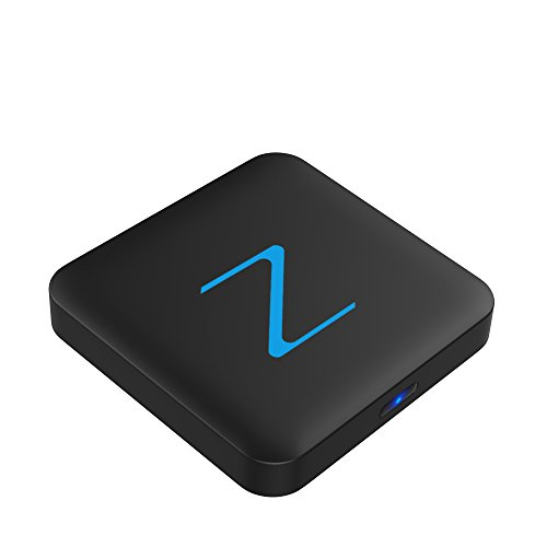 Zenoplige Z11 Android TV BOX Android 6.0 Marshmallow Amlogic S905X 1G 8G 4K H.265 64BIT Kodi 16.1 DLNA Miracast Wifi LAN Google Streaming Lettore Multimediale Smart TV BOX