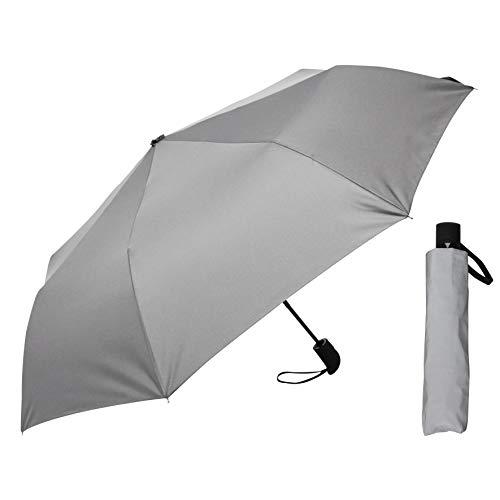 Regenschirm - Vollflächig, komplett, reflektierend - Reflective Fold - Taschenschirm
