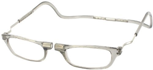8e5b20db71 Clic Reading Glasses CliC Reader XXL Single Vision Half Frame Designer Reading  Glasses Smoke +1.75 Buy Clic Reading Glasses CliC Reader XXL Single Vision  ...