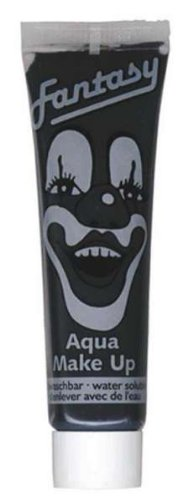 Tube de maquillage 15 ml - Fond de teint à l'eau Visage NOIR
