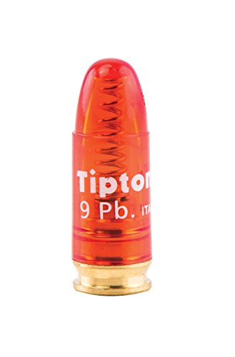 Snap Cap Pistol 9 mm Luger 5 Pack by Tipton -