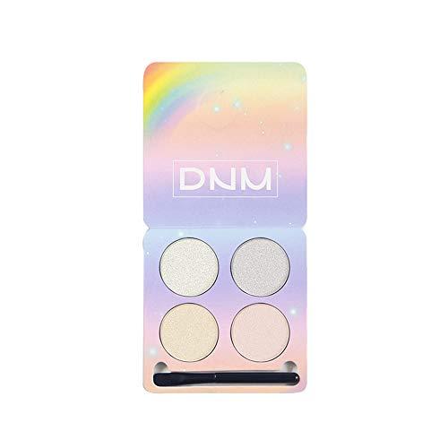 Beisoug Magnetic Shimmer Palette Ombre Ombre Ombre à Paupières Monochrome Un éclat Unique