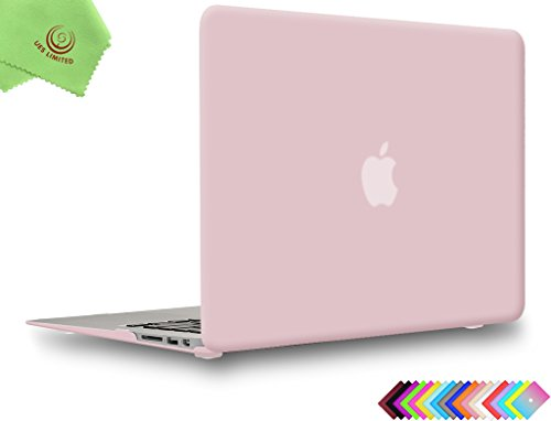 UESWILL Schutzhülle für MacBook, glatte und weiche Hartschale, inklusive Mikrofasertuch  (2010 Pro 13-zoll-fall Macbook)