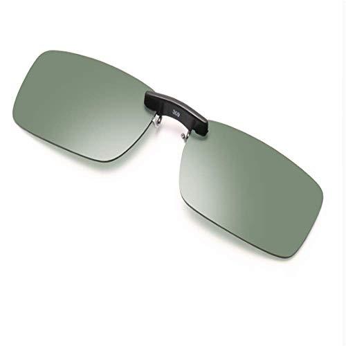 Sonnenbrille Clip Art Myopie Brille Polarisator Clip Nachtsicht Sonnenbrille Männliche und weibliche Fahrer Spiegel Gläser Angeln Outdoor Fashion Polarisierte Nachtsicht