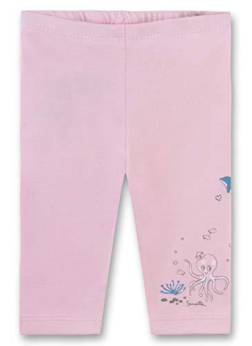 Sanetta Baby-Mädchen Leggings, Rot (Bubblegum 3288), 62 (Herstellergröße: 062) -