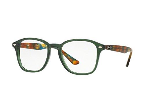 ray-ban-rx-5352-rechteckig-acetat-herrenbrillen-opal-green5630-50-19-145