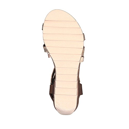 Tamaris Ladies Sandal 1-28708-20-392 Cognac Marron braun