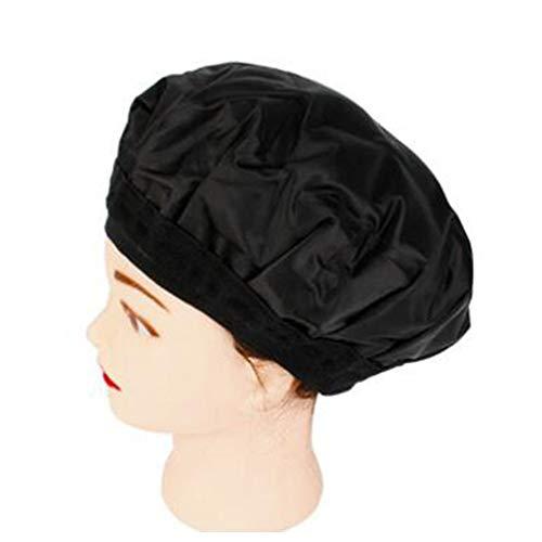 Wärmekappe Icing Cap Duschhaube wiederverwendbare wasserdichte Bad Hut für Spa Salon Hair Mask Conditioner -