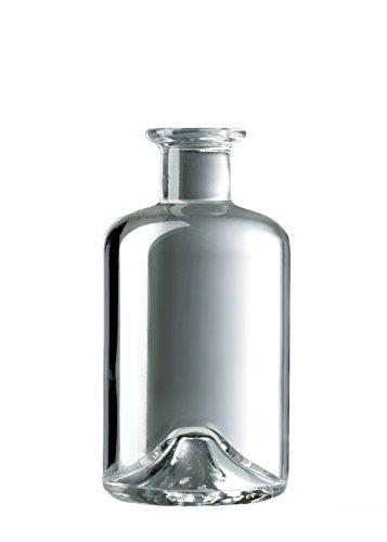 Likörmacher Likörflaschen für Selbstgemachtes (Apotheker 6 x 0.2 l)