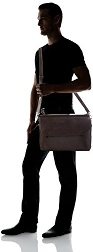 Royal Republiq Unisex-Erwachsene New Courier Kuriertasche, 8x28x40 cm Braun (Brown)