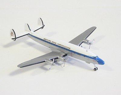 514279 - Herpa Wings - Lockheed L-1049F - Breitling