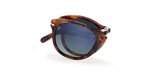 Persol Sonnenbrillen STEVE MCQUEEN LIMITED EDITION PO 0714SM CAFFE'/BLUE SHADED Herrenbrillen