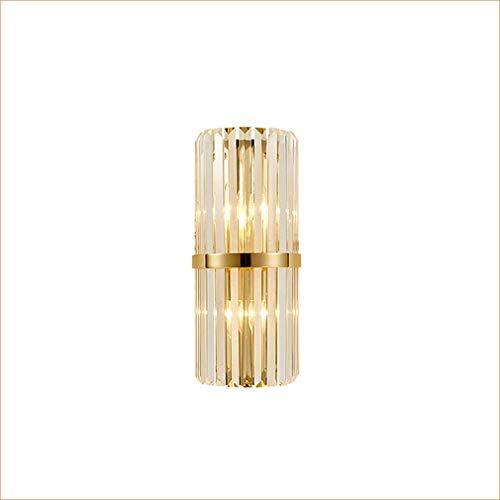 Kristallwand-Lampe, kreative Moderne Minimalist Licht Luxus-Wandleuchte, Wohnzimmer Esszimmer Walkway Bar Dekorative Bracket Licht -