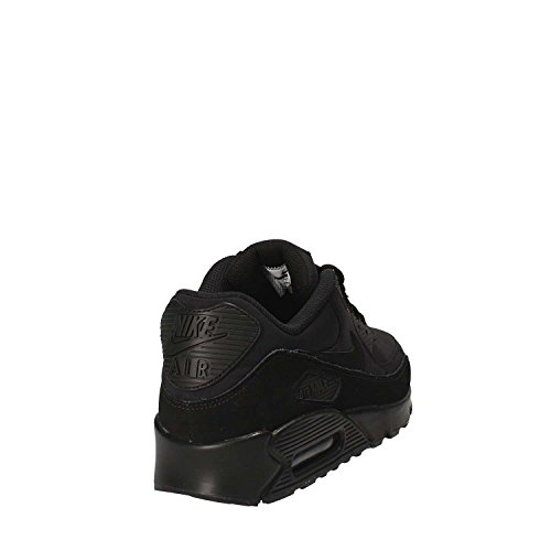 Nike Air Max 90 Essential, Scarpe da Ginnastica Uomo Nero