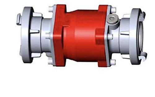 Rückflussverhinderer RV B-B DN80 Trinkwasserschutz Feuerwehr von MBS-FIRE® -