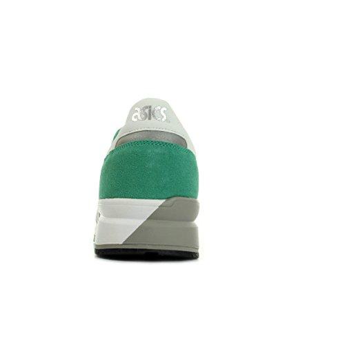 Asics - Scarpa Sneakers Epirus, Uomo, Bianco/Rosso Verde