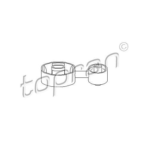 Lagerung Schaltgetriebe hinten - Topran 205 621