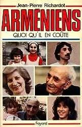 Arméniens : Quoi qu'il en coûte