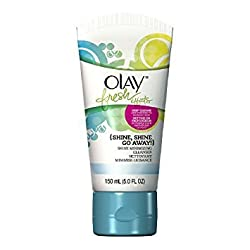 Olay Fresh Effects Shine, Shine Go Away Shine Minimizing Cleanser, 5 oz.