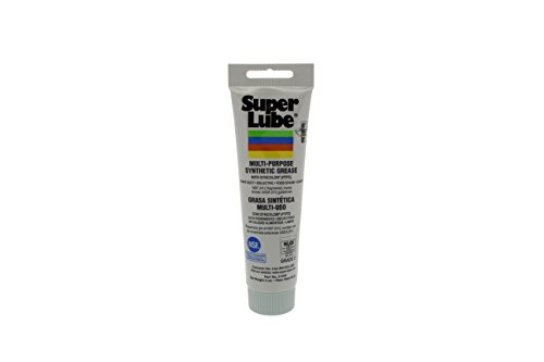 Synco Super Lube (Super Lube 21030 Synthetic Grease (NLGI 2), 3 oz Tube by Super Lube)