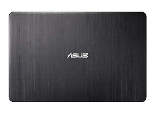 Asus F541NA GQD33T 3962 cm 156 Zoll matt Notebook Intel Celeron N3350 8GB RAM 1TB HDD Intel HD Graphics DVD Laufwerk Win 10 home schwarz Notebooks