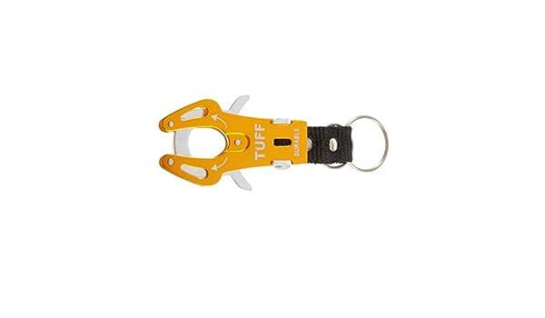 GreceMonday Durevole moschettone ascensione della Clip Gancio Blocco Portachiavi Portachiavi squisitamente progettate Durevole Splendida Hook Lock H #