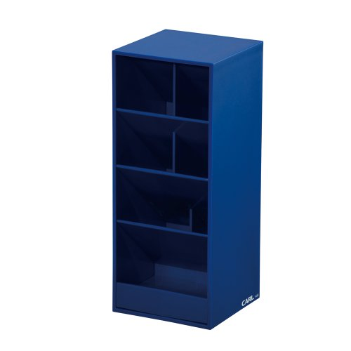 Curl Tower Tool Stand - Blue