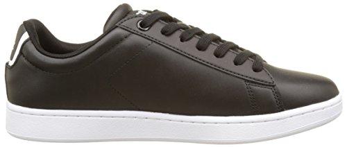 Lacoste Carnaby Evo BL 1 SPM, Sneaker Uomo Nero (Blk)