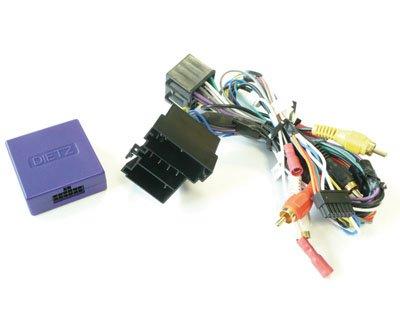 65009 Lenkradinterface - CAN BUS Interface AUDI ISO