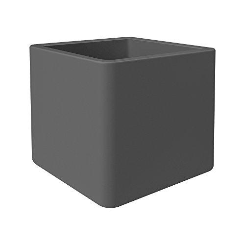 elho pure soft brick wheels 50 Blumentopf - anthrazit