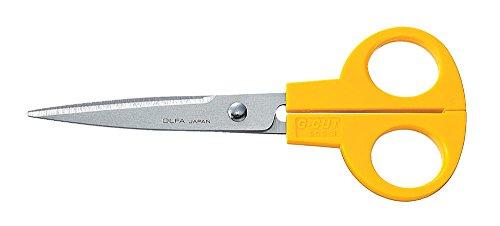 Olfa multifonction scs-3 bord dentelé en acier inoxydable Ciseaux
